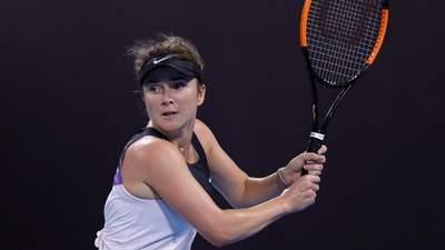 Свитолина уверенно вышла в полуфинал престижного турнира во Франции