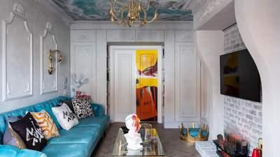 Електрокаміни для квартири: ідеї та рекомендації розміщення у маленьких приміщеннях