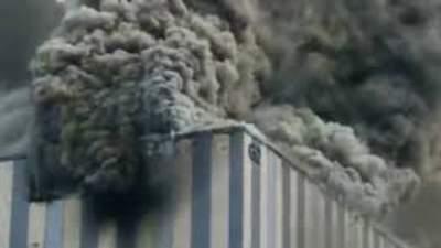 В Китае пожар возле лаборатории Huawei, что тестирует 4G и 5G: фото и видео