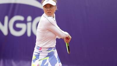 Свитолина вышла в финал турнира во Франции, в супертяжелом матче победив Сабаленко
