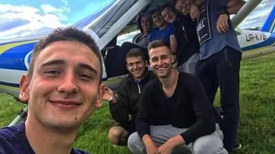 Авиакатастрофа возле Чугуева: фото и имена погибших курсантов
