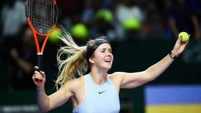 Еліна Світоліна виграла престижний турнір у  Франції