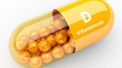 Достатня кількість вітаміну D допомагає пацієнтам з COVID-19 уникнути ускладнень і смерті