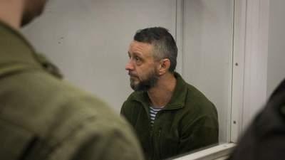 Вбивство Шеремета: суд залишив обвинуваченого Антоненка під вартою