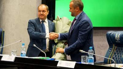 Професійна футбольна ліга України отримала нового президента