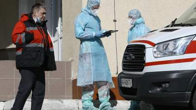Абсолютный рекорд: за сутки в Украине обнаружили более 4 000 больных COVID-19