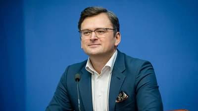 Кулеба: Украина поддерживает территориальную целостность Азербайджана, как и они нашу