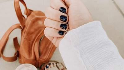 Мода на короткі нігті: 7 головних трендів осіннього манікюру