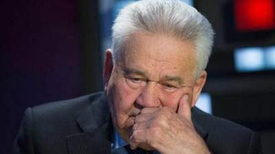 Зеленський звільнив Фокіна з ТКГ