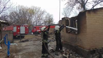 Масштабные лесные пожары на Луганщине: жителей двух сел эвакуируют – видео, фото