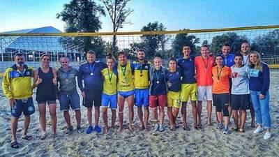 Футволей появился тогда, когда опускались руки: участники об историческом турнире для Украины