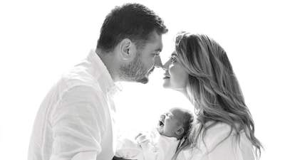 Новоиспеченная мамочка Анна Саливанчук и ее муж заболели коронавирусом