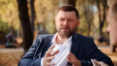 """Глава """"Слуги народа"""" Александр Корниенко заболел коронавирусом"""