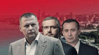 Вибори у Дніпрі: рейтинги кандидатів та партій