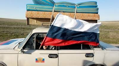 В аннексирован Крым переселяют россиян: почему это большая угроза для Украины?