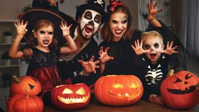 Как устроить хэллоуинскую вечеринку дома: самые интересные идеи