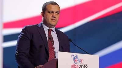 Україна підтримала представника Росії на виборах президента Міжнародної асоціації боксу