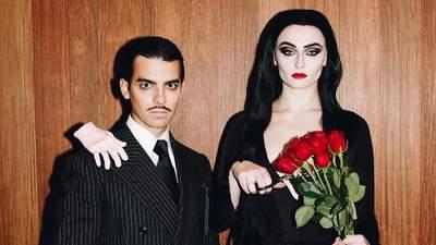Образы на Хэллоуин для пары: жуткие костюмы на любой вкус