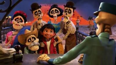 Хэллоуин для детей: 7 мультфильмов Disney о потусторонней жизни и монстрах