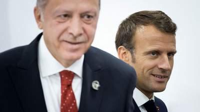 Поединок Турции и Франции: почему под прицелом у Эрдогана не только Макрон