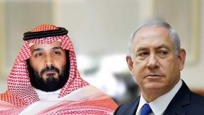 Таємний візит: чим заінтригували Нетаньяху та наслідний принц Саудіївської Аравії