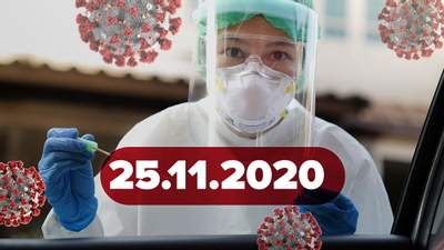 Новини про коронавірус 25 листопада: бригади без скерування сімейного, масові звільнення медиків