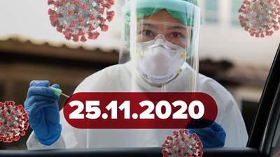 Новости о коронавирусе 25 ноября: бригады без направления семейного, массовые увольнения медиков