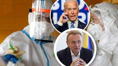 Попередження для України із США, узурпація влади у Львові та COVID-рішення УЄФА: блоги тижня