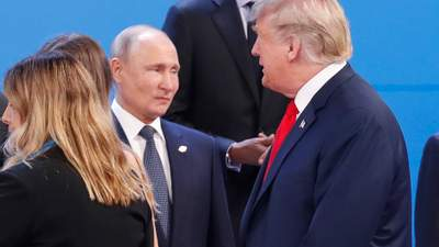 Россия на мировой обочине, или В Европе нет места для путинской политики