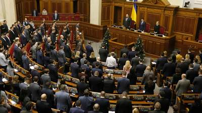 Карантин у Раді, застій у Конституційній кризі та боротьба міністрів: підсумки листопада