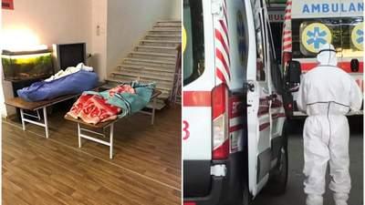 Скандал в больнице Одессы, где мертвые лежат рядом с живыми: все, что известно
