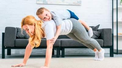 Локдаун: чим зайнятися вдома, не забуваючи про фізичну активність