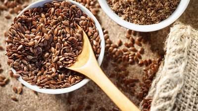 Джерело омега-3: як вживати насіння льону, щоб не нашкодити шлунку