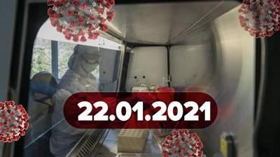 Новини про коронавірус 22 січня: Білл Гейтс вакцинувався, причина важкого перебігу COVID-19