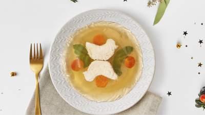 Галантин медовий з курки: смачний рецепт