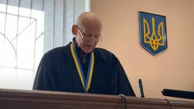 Індикатор судової реформи: що треба знати про суддю, який виніс вирок Стерненку