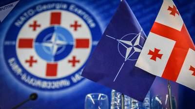 Росія посварила Грузію з НАТО: наслідки чергового потурання Кремлю