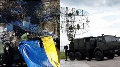 """Хотіли замаскувати: ексклюзивні докази розміщення російської системи """"Каста"""" на Донбасі"""