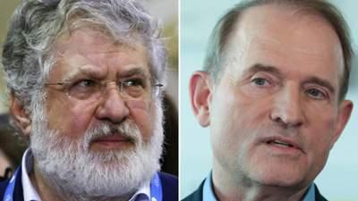 Как Медведчук и Коломойский стали товарищами по несчастью