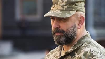 Полная мобилизация, военное положение и тероборона: интервью с генералом ВСУ Кривоносом
