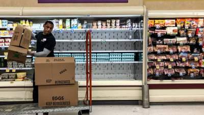 Інфляція прискорилась: які продукти подорожчали, а які подешевшали