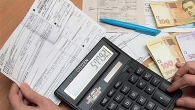 Почему долги украинцев за коммунальные услуги снова выросли
