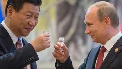 Путіна просто використали: як Китай підштовхує Росію до війни з Україною