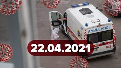 Новини про коронавірус 22 квітня: вакцинація співробітників компаній в Україні, рекорд в Індії