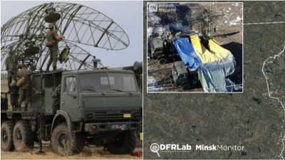 Российские радары на украинском Донбассе: волонтеры опубликовали спутниковые снимки