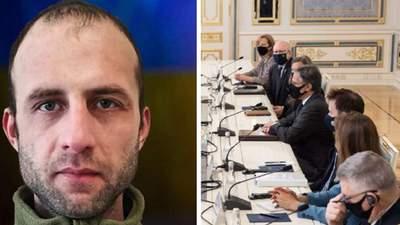 Головні новини 6 травня: на Донбасі загинув український воїн, Блінкен приїхав в Україну