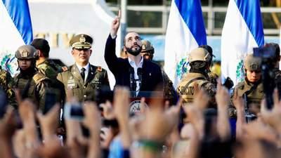 Сальвадор: як молодий президент править залізним кулаком країною у Центральній Америці