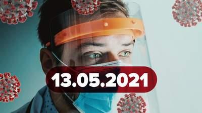 Новости о коронавирусе 13 мая: заниженная смертность в Украине, прогнозируют рост больных