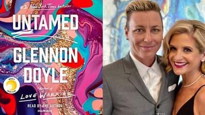 """В Украине издали книгу """"Вільна"""" известной американской писательницы Гленнон Дойл"""