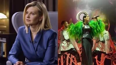 Итоги недели: триумф Go_A на Евровидении, интервью Зеленской и церемония YUNA